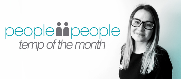people2people temp of the month: Ebony